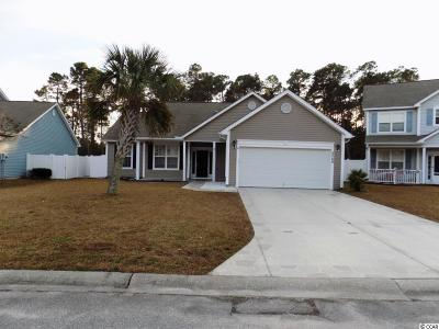 Myrtle Beach Single Family Home For Sale: 2549 Sugar Creek Ct