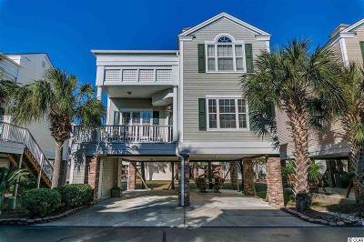 Surfside Beach Single Family Home For Sale: 206 Millwood Drive