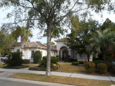 Myrtle Beach Single Family Home For Sale: 8068 Cortona Drive