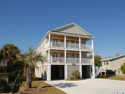 Pawleys Island Single Family Home For Sale: 1225 Parker Dr.