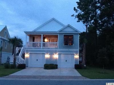 Murrells Inlet Single Family Home For Sale: 100 Summer Wind Loop
