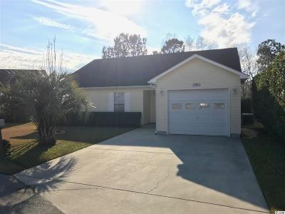 Murrells Inlet Single Family Home Active-Pend. Cntgt. On Financi: 1100 Tap Root Ct