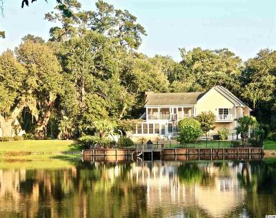 Pawleys Island Single Family Home For Sale: 73 Heather Drive