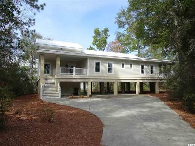 Pawleys Island Single Family Home For Sale: 391 Cayman Loop