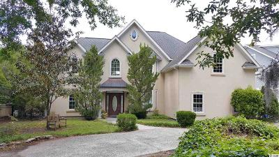 Myrtle Beach Single Family Home For Sale: 2397 River Road