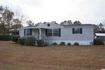 Murrells Inlet Single Family Home Active-Pending Sale - Cash Ter: 831 Rusty Anchor Court