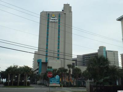 Myrtle Beach Condo/Townhouse Active-Pend. Cntgt. On Financi: 201 N 74th Ave. #1231