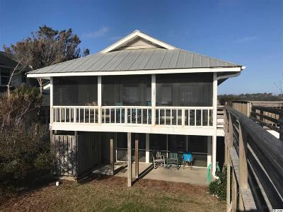 Pawleys Island Single Family Home For Sale: 410 Myrtle Avenue