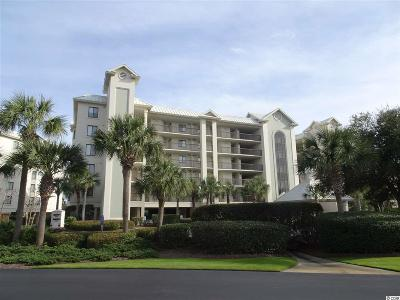 Pawleys Island Condo/Townhouse For Sale: D3a Crescent #D3A