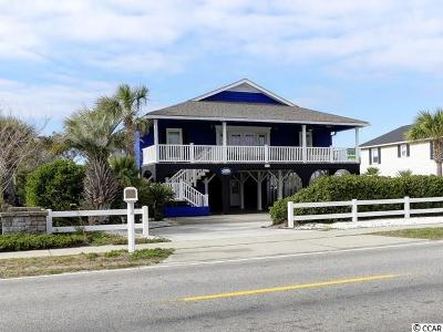 Garden City Beach Single Family Home For Sale: 1644 S Waccamaw Drive