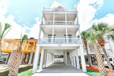 Surfside Beach Single Family Home For Sale: 310b N Ocean Blvd.