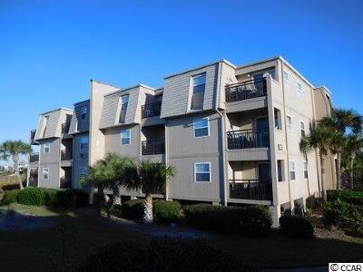 Condo/Townhouse For Sale: 1582 South Waccamaw Drive #28