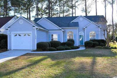 Murrells Inlet Single Family Home For Sale: 1479 Riceland Ct.