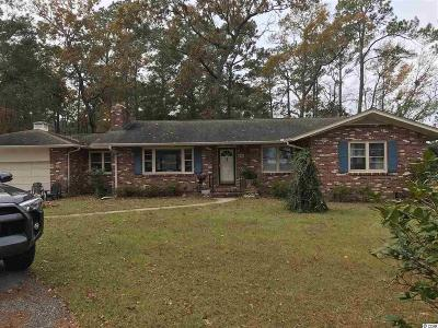 Georgetown Single Family Home For Sale: 101 Osprey Way