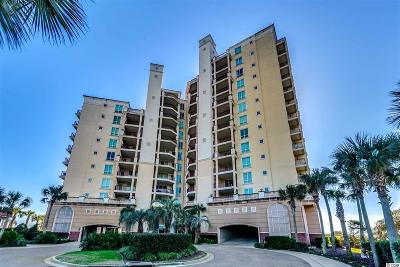 Myrtle Beach Condo/Townhouse For Sale: 122 Vista Del Mar Lane #2-403