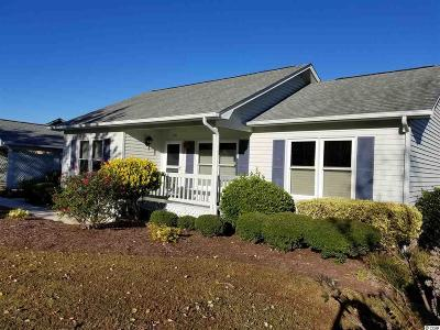 Murrells Inlet Single Family Home Active-Pend. Cntgt. On Financi: 9452 Timber Row