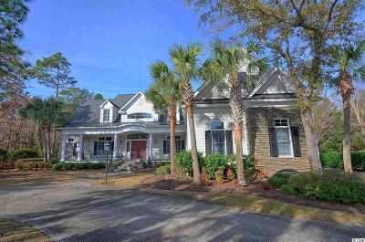 Pawleys Island Single Family Home For Sale: 76 Tara Drive