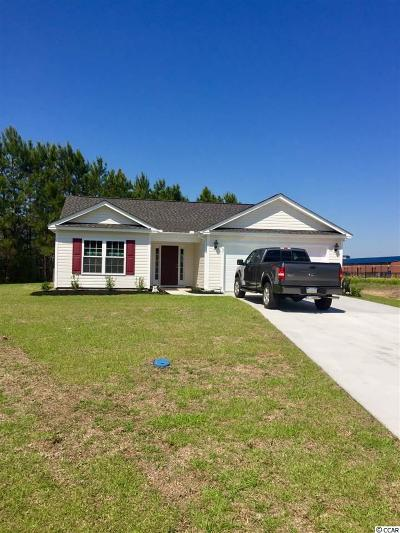 Loris Single Family Home For Sale: 162 Lions Paw Court