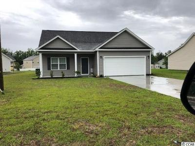 Loris Single Family Home Active-Pend. Cntgt. On Financi: 109 Mountian Dr