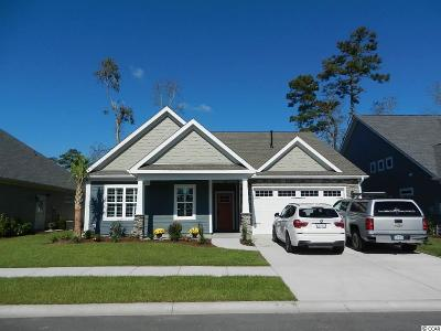 North Myrtle Beach Single Family Home For Sale: 1117 Captain Hook's Way