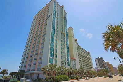 Myrtle Beach Condo/Townhouse For Sale: 3000 N Ocean Blvd #1203 #1203