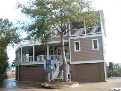 Pawleys Island Single Family Home For Sale: 127 Sea Level Loop