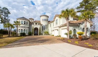 Myrtle Beach Single Family Home For Sale: 9089 Marina Parkway