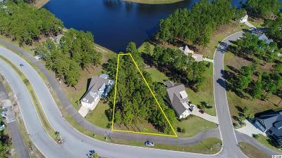 Georgetown County, Horry County Residential Lots & Land For Sale: 638 Waterbridge Blvd.