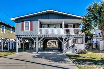 North Myrtle Beach Single Family Home For Sale: 302 59th Ave. N
