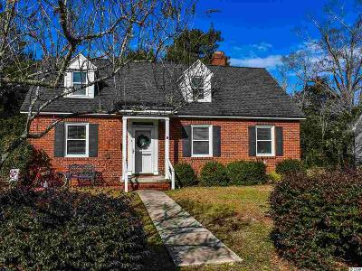 Georgetown Single Family Home For Sale: 631 Magnolia Drive