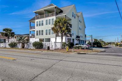 North Myrtle Beach Single Family Home Active-Pend. Cntgt. On Financi: 5109 N Ocean Blvd
