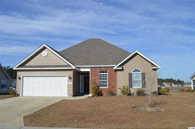 Myrtle Beach Single Family Home Active-Hold-Don't Show: 605 Swinford Dr.