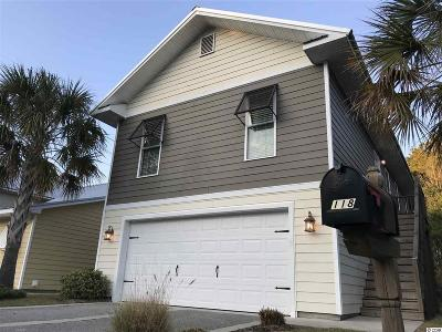 Pawleys Island Single Family Home Active-Pending Sale - Cash Ter: 118 Weatherboard Ct