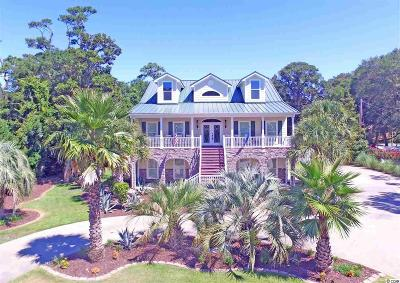 Myrtle Beach Single Family Home For Sale: 302 Kingston Road