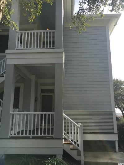 Pawleys Island Condo/Townhouse For Sale: 45 McKissick Drive #3B