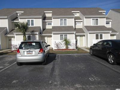 Surfside Beach Condo/Townhouse For Sale: 300 Deer Creek Road #B