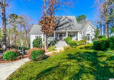Murrells Inlet Single Family Home Active-Pend. Cntgt. On Financi: 3389 Collins Creek Dr