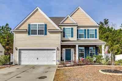 Little River Single Family Home For Sale: 270 Carolina Crossing Blvd