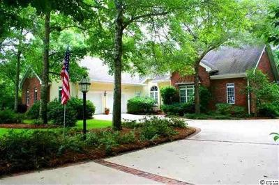 Pawleys Island Single Family Home For Sale: 129 Black Duck Road