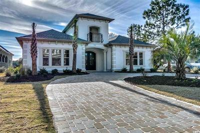 Myrtle Beach Single Family Home For Sale: 913 Bluffview Drive