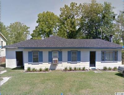 Georgetown Single Family Home Active-Pending Sale - Cash Ter: 326 Park Street
