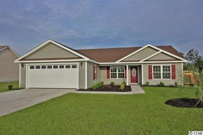 Georgetown Single Family Home For Sale: Tbd Lot 62 Timber Run Drive
