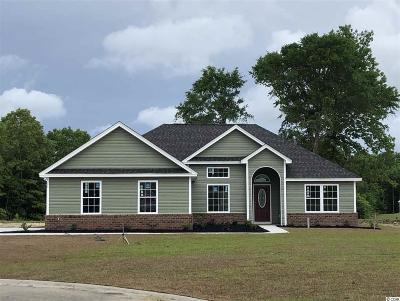 Georgetown Single Family Home For Sale: Tbd Lot 50 Oak Landing Trail