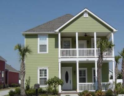 North Myrtle Beach Single Family Home For Sale: 918 S Hillside Drive