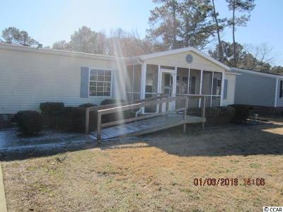 Little River Single Family Home For Sale: 3233 Lyndon Dr