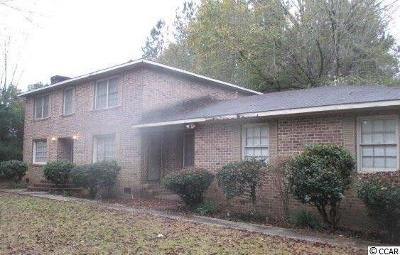 Georgetown Single Family Home For Sale: 49 Kershaw Place
