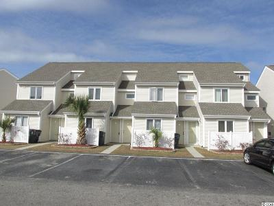Surfside Beach Condo/Townhouse For Sale: 300 Deer Creek Road #E