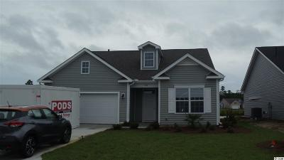 Little River Single Family Home Active-Pend. Cntgt. On Financi: 841 Cypress Way