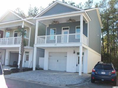 Garden City Beach Single Family Home For Sale: 171 Jamestowne Landing Road