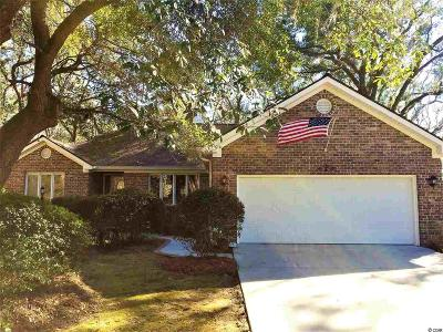 Georgetown Single Family Home For Sale: 490 Wraggs Ferry Rd